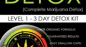 Basic Marijuana Detox Tips