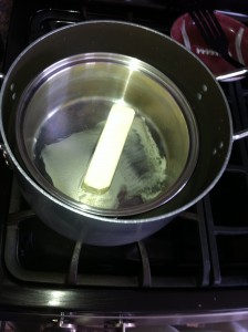 cannabutter3 1 224x300 How to Make Cannabutter