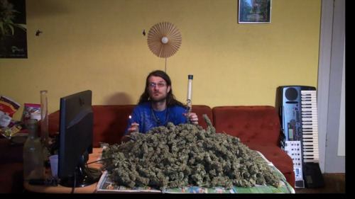 Hashbean420 Shows Off His Grow Operations (Indoor and Outdoor)