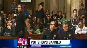 LA City Council Votes to Ban Medical Marijuana Dispensaries