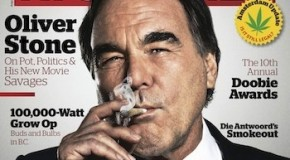 Oliver Stone's War on the War on Drugs