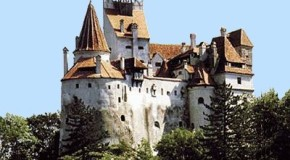 Scariest Places to Visit While Stoned — Bran Castle