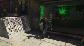 Stop by the Medical Marijuana Dispensary in GTA5