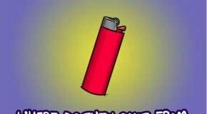 BIC Lighters: A Theory