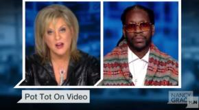 2 Chainz Goes Head-to-Head with Nancy Grace Over Pot Legalization