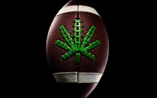 Marijuana-Football